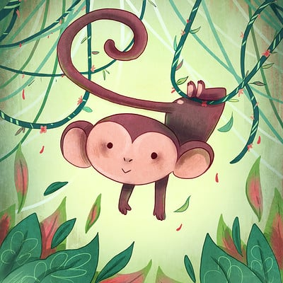 Monkey - Ál's tale