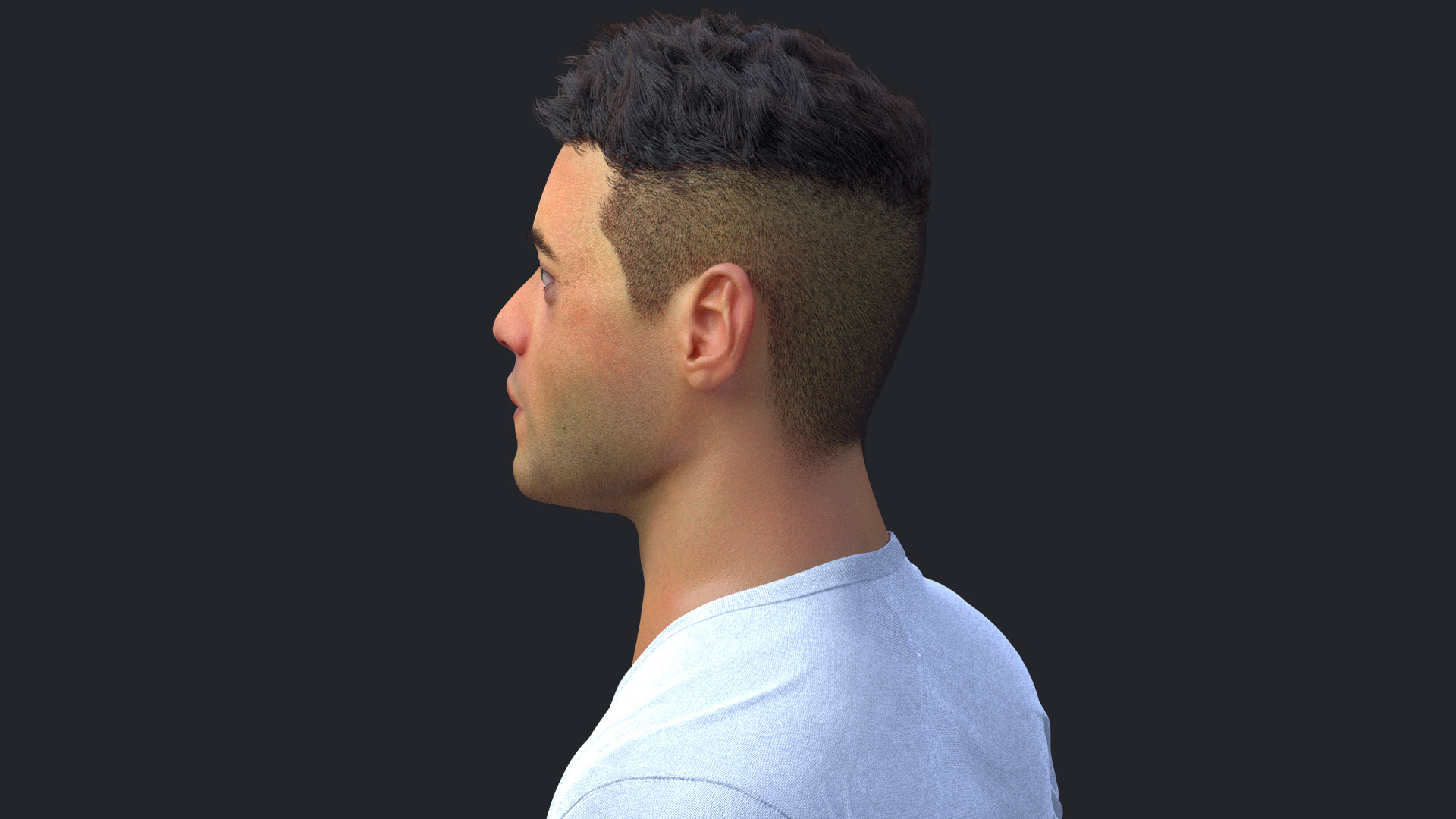 21+ Rami Malek Haircut  Images