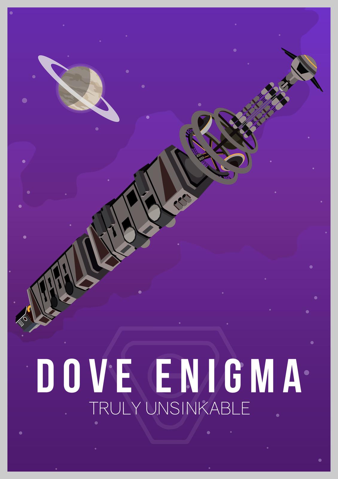 Elite Dangerous - Dove Enigma