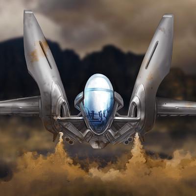 Josiah herman version 2 dusty landing