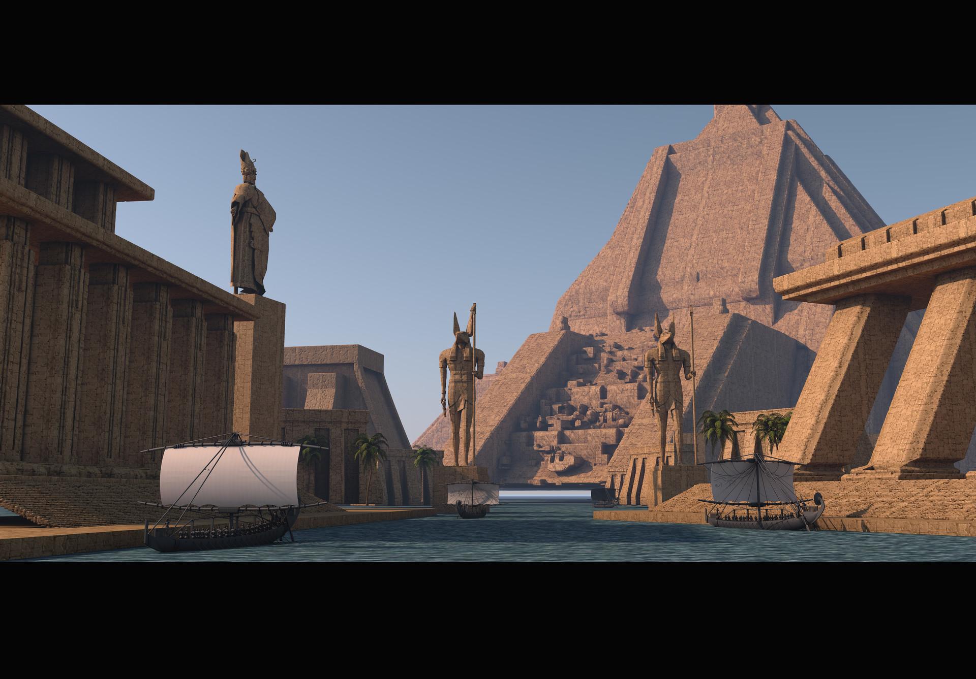 Kevin jick ancient pyramid 01a rendera