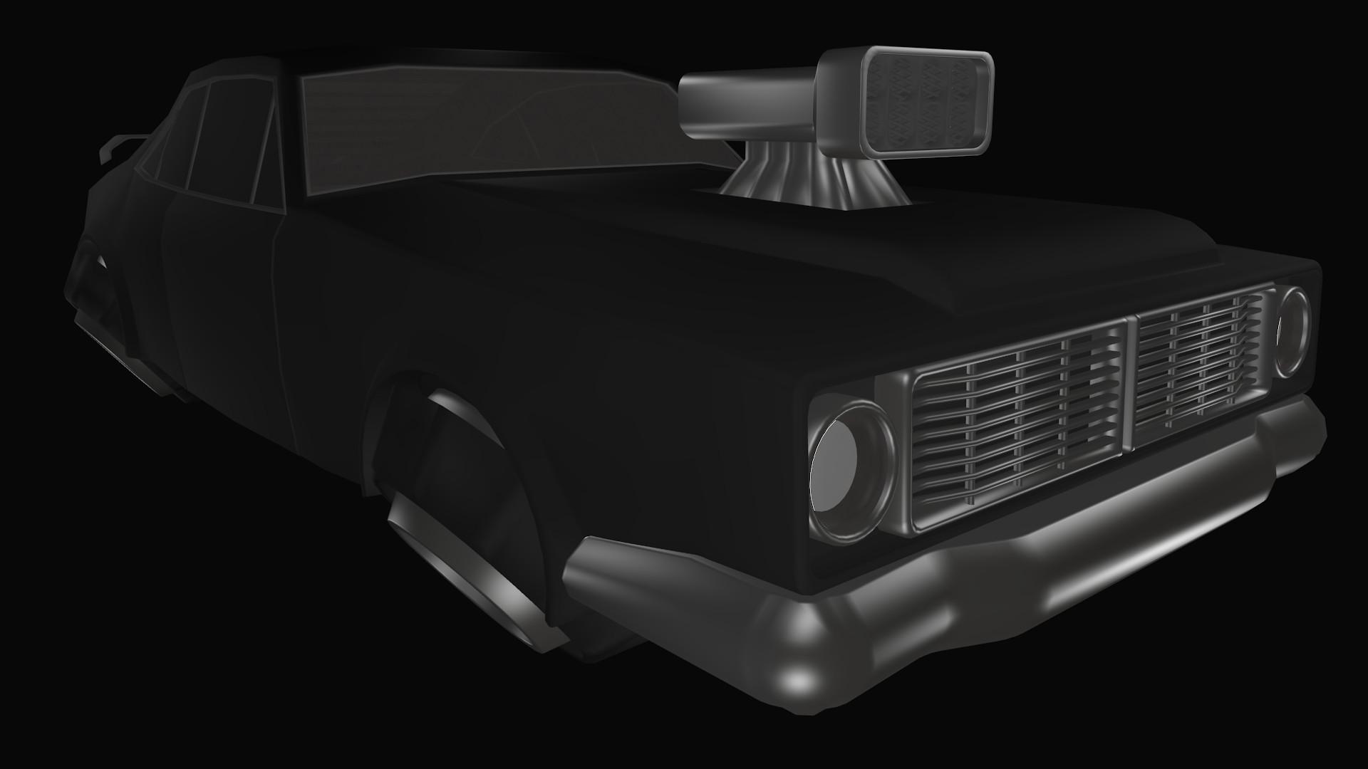 Angus Raisin - IGDA MQ Racing game hover cars