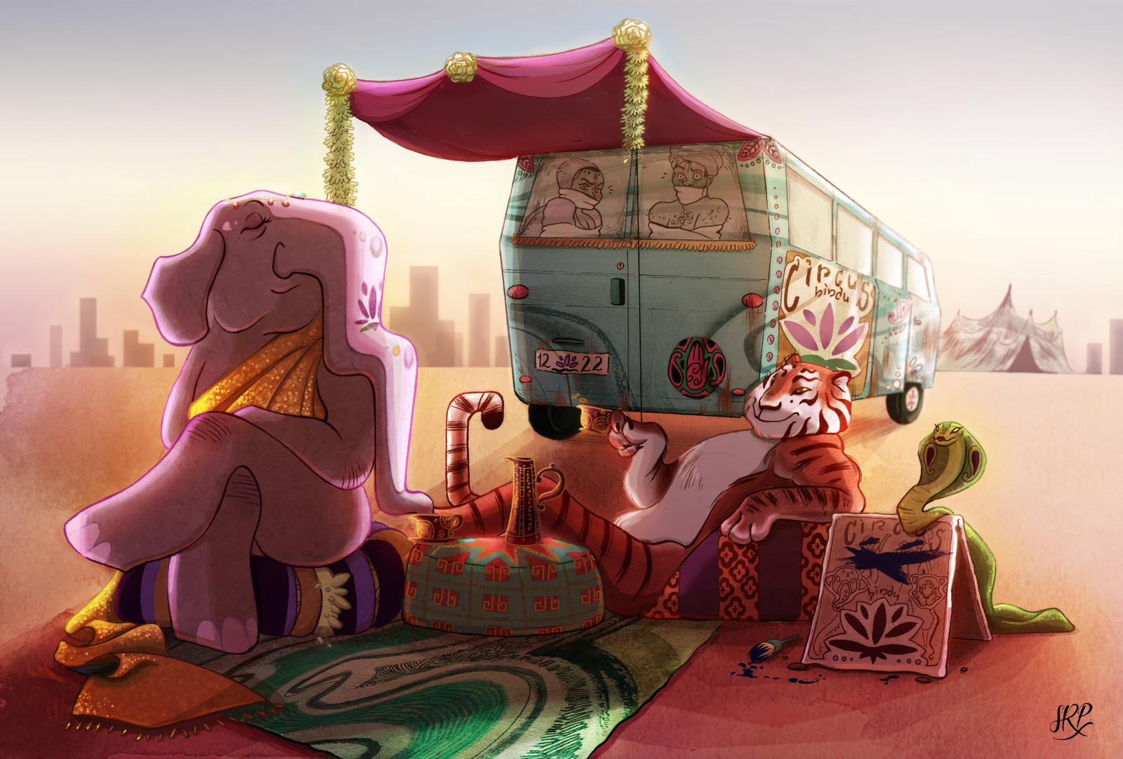 Hindi Circus