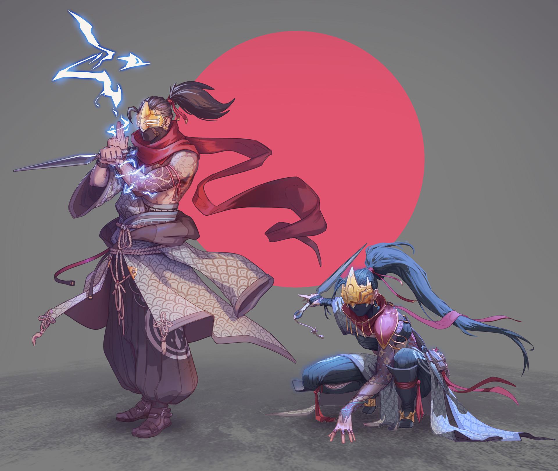 Nico fari ninja