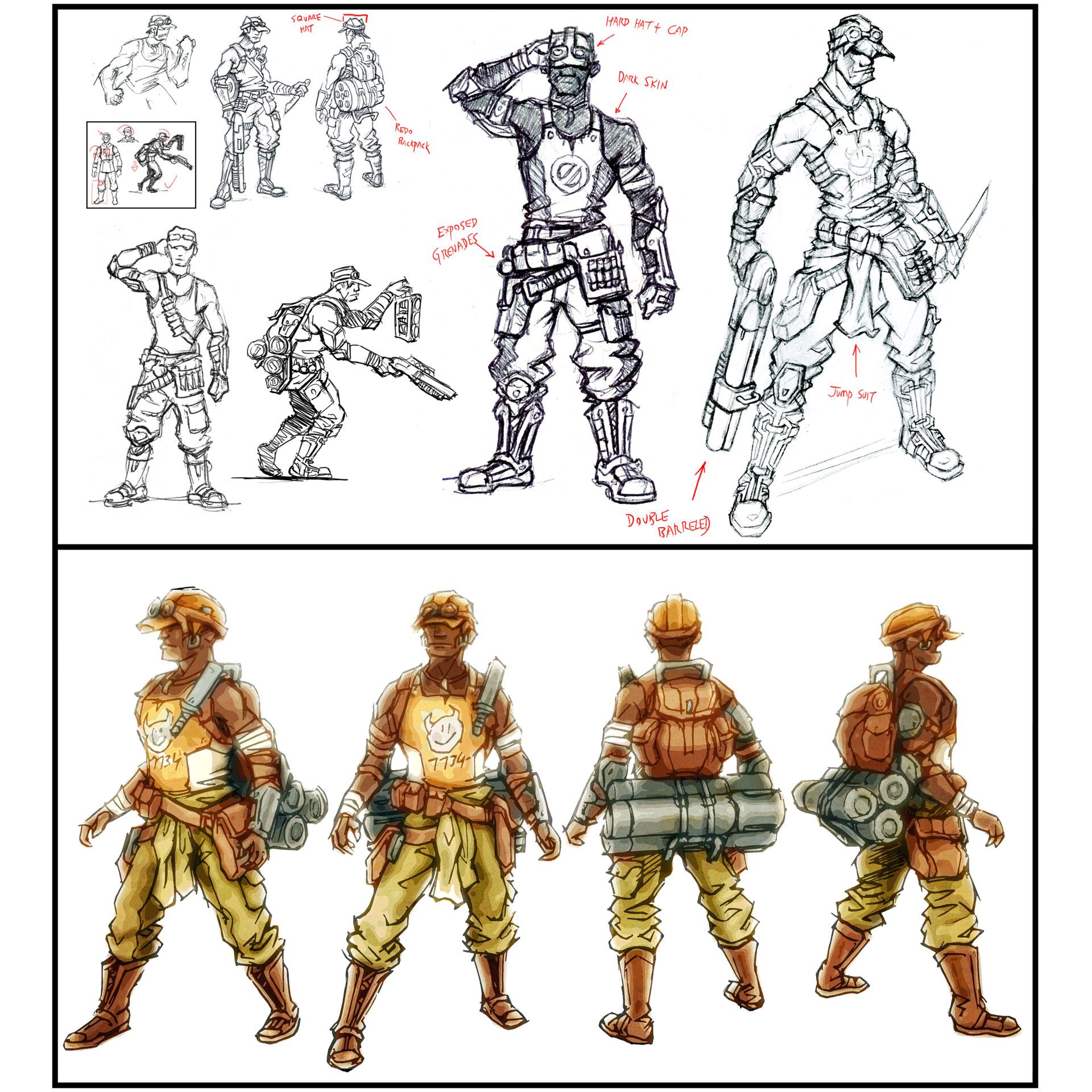 Xeno Hunter: Trapper II