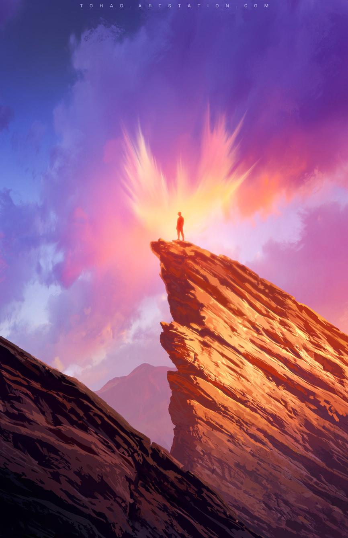 Illenium Red Rocks promo art