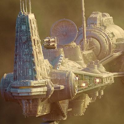 Marton antal spaceship nre