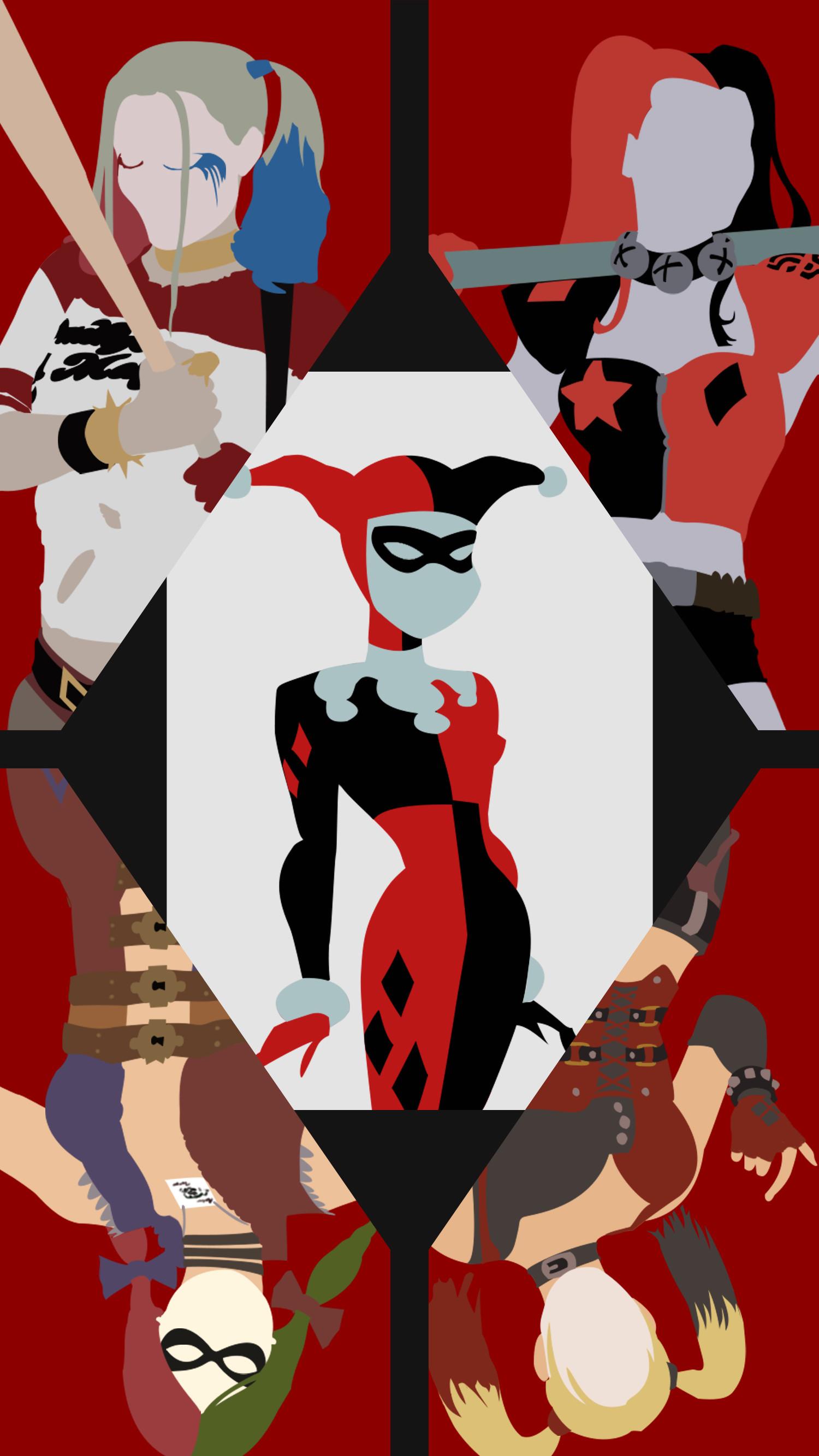 Artstation Harley Quinn Wallpaper Thomas Perugini