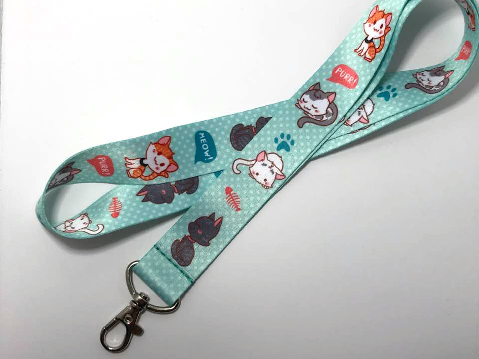 Mellanie chafe cats lanyard03