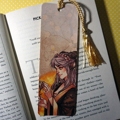 Mellanie chafe helovesme bookmark1