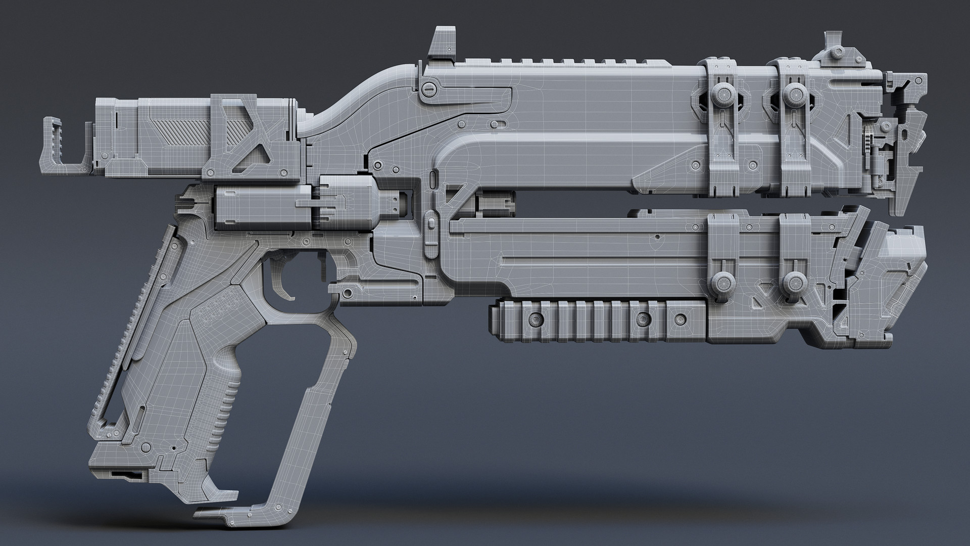 Omar taher gun3