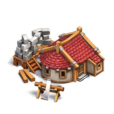 Kevuru games builders hut 6