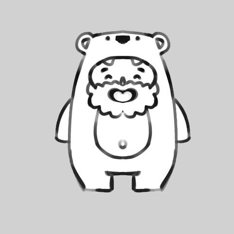 Damien levaufre papy bear ref