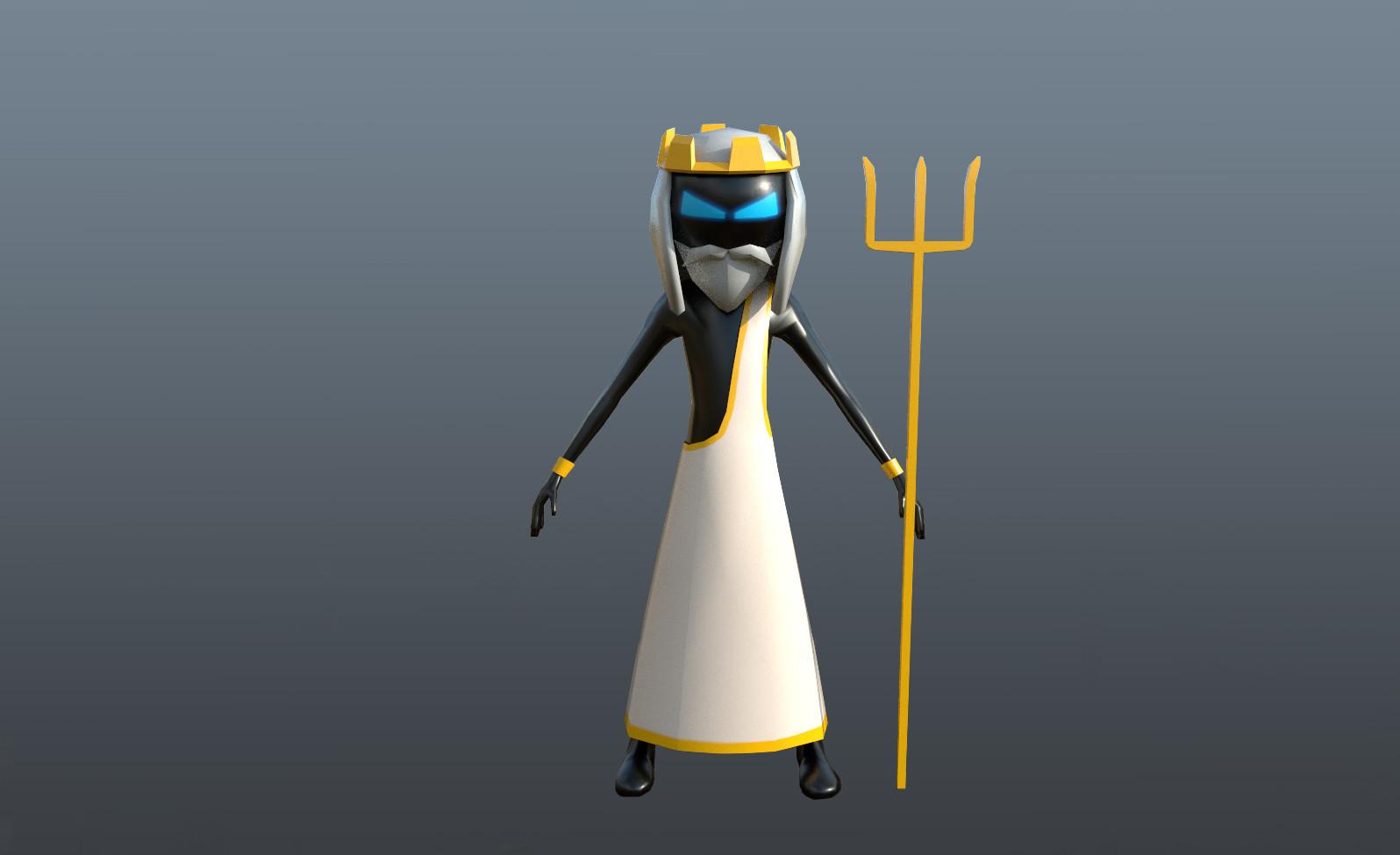 Kevuru games poseidon 3d