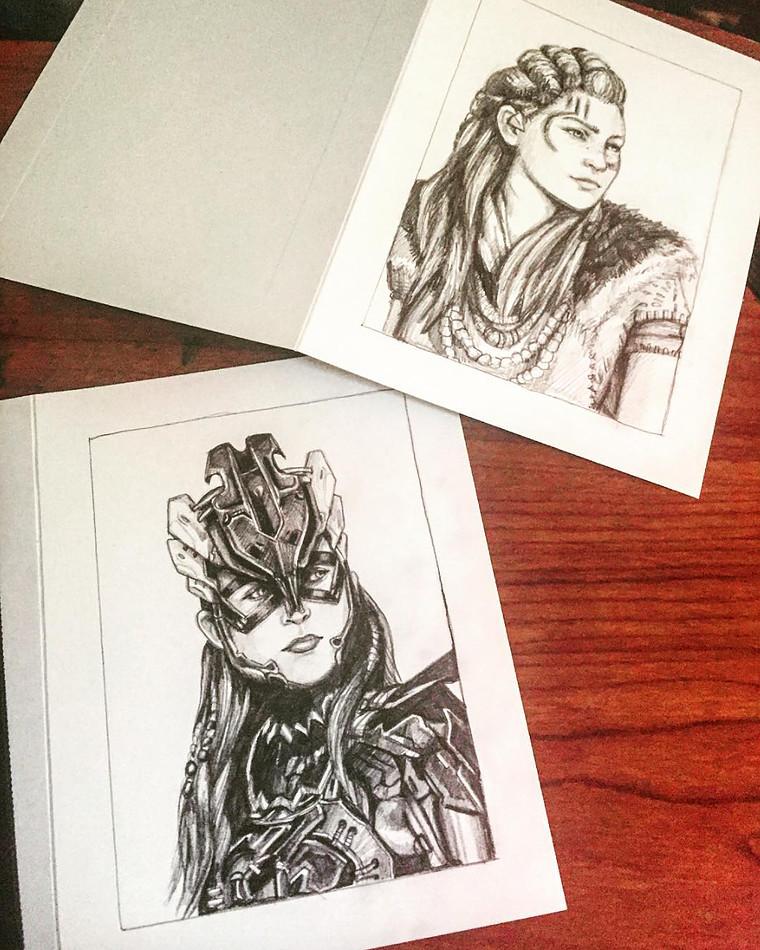 Pencil Cards
