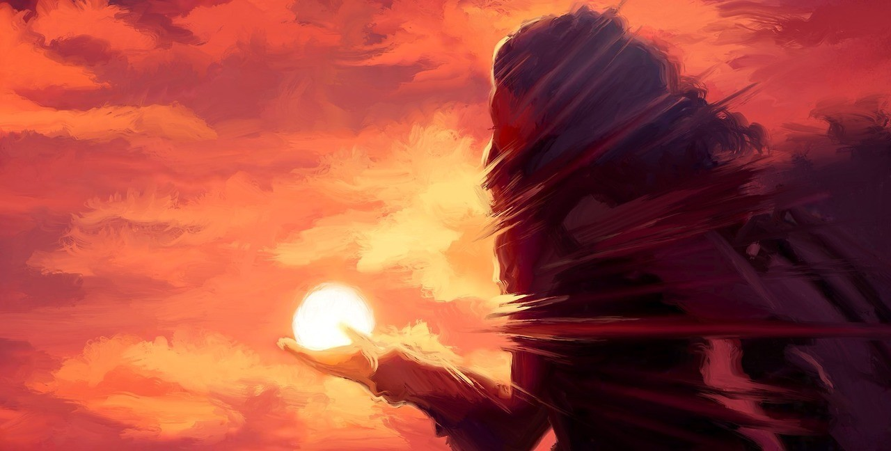 Sunset Warrior