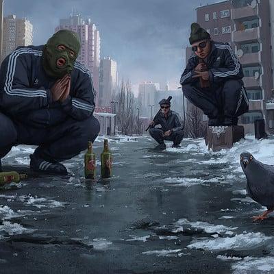Stefan koidl gopniktown3