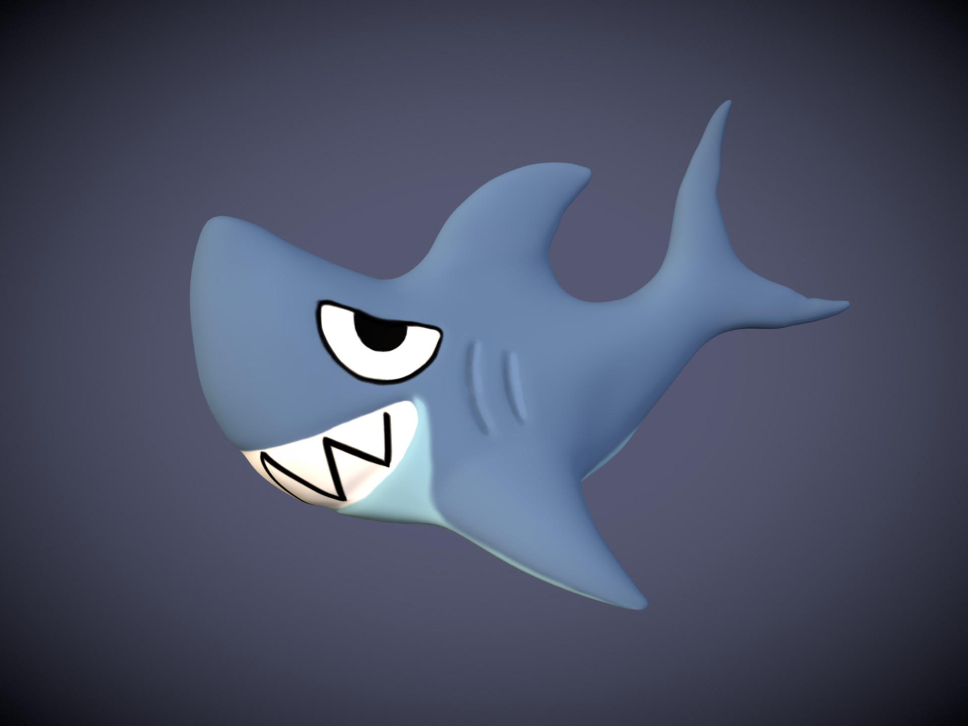 Matias garate toon shark