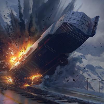Pace porter zasada train explosion 18
