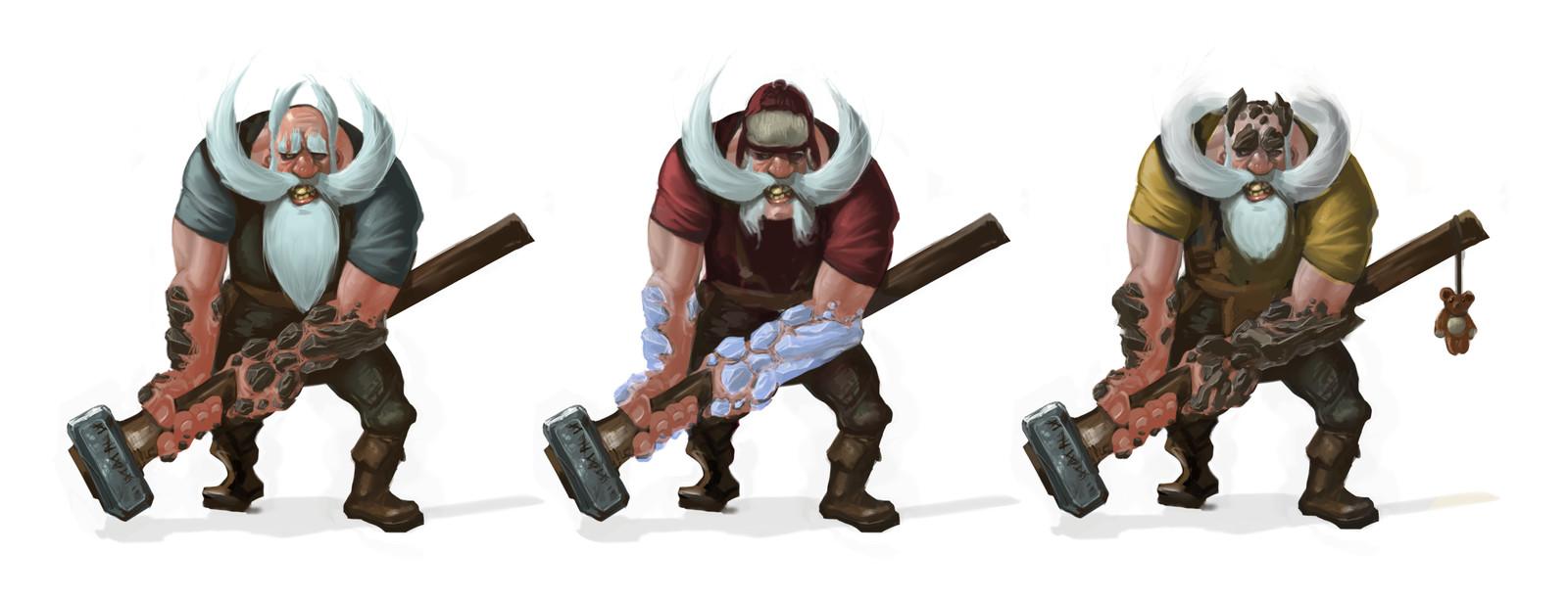 Old Man Sledge