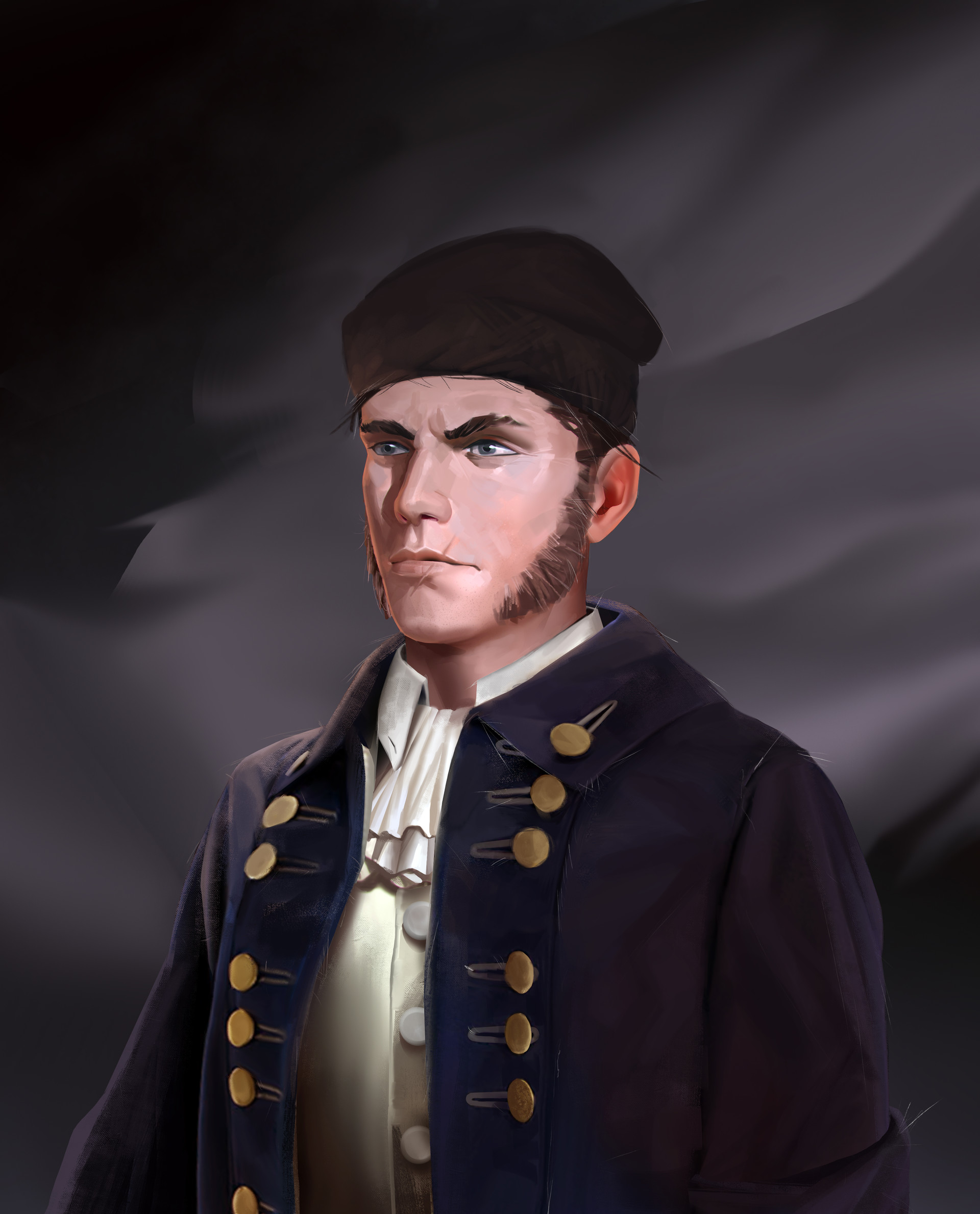 Lucaciu roland sailor captain