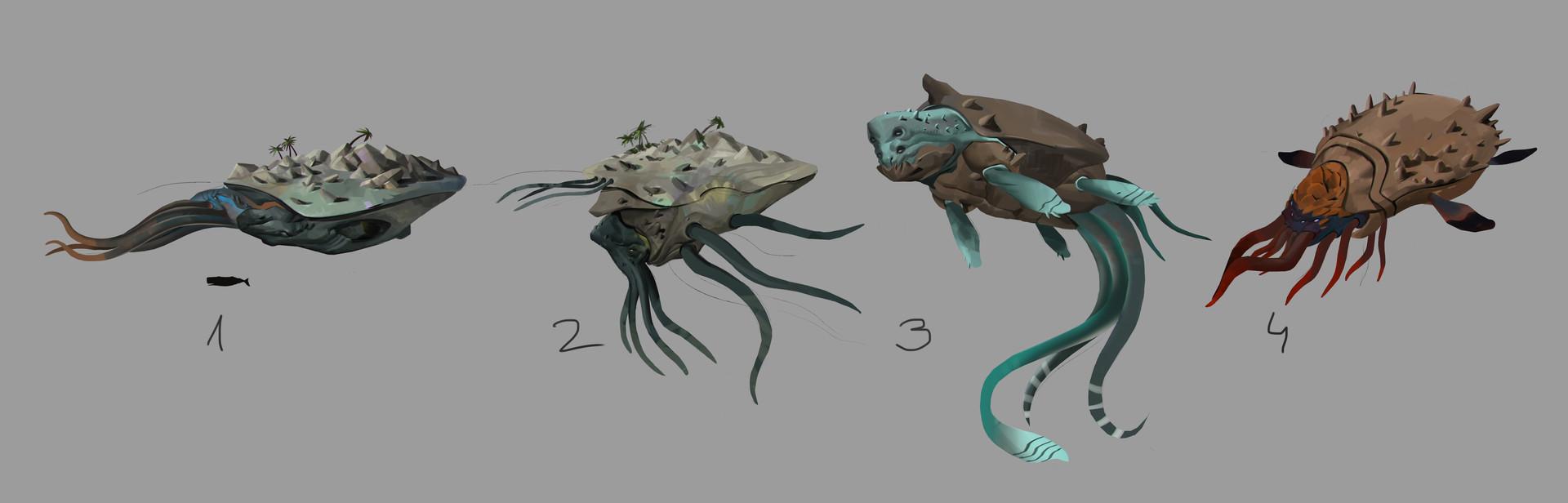 Lucaciu roland kraken concepts