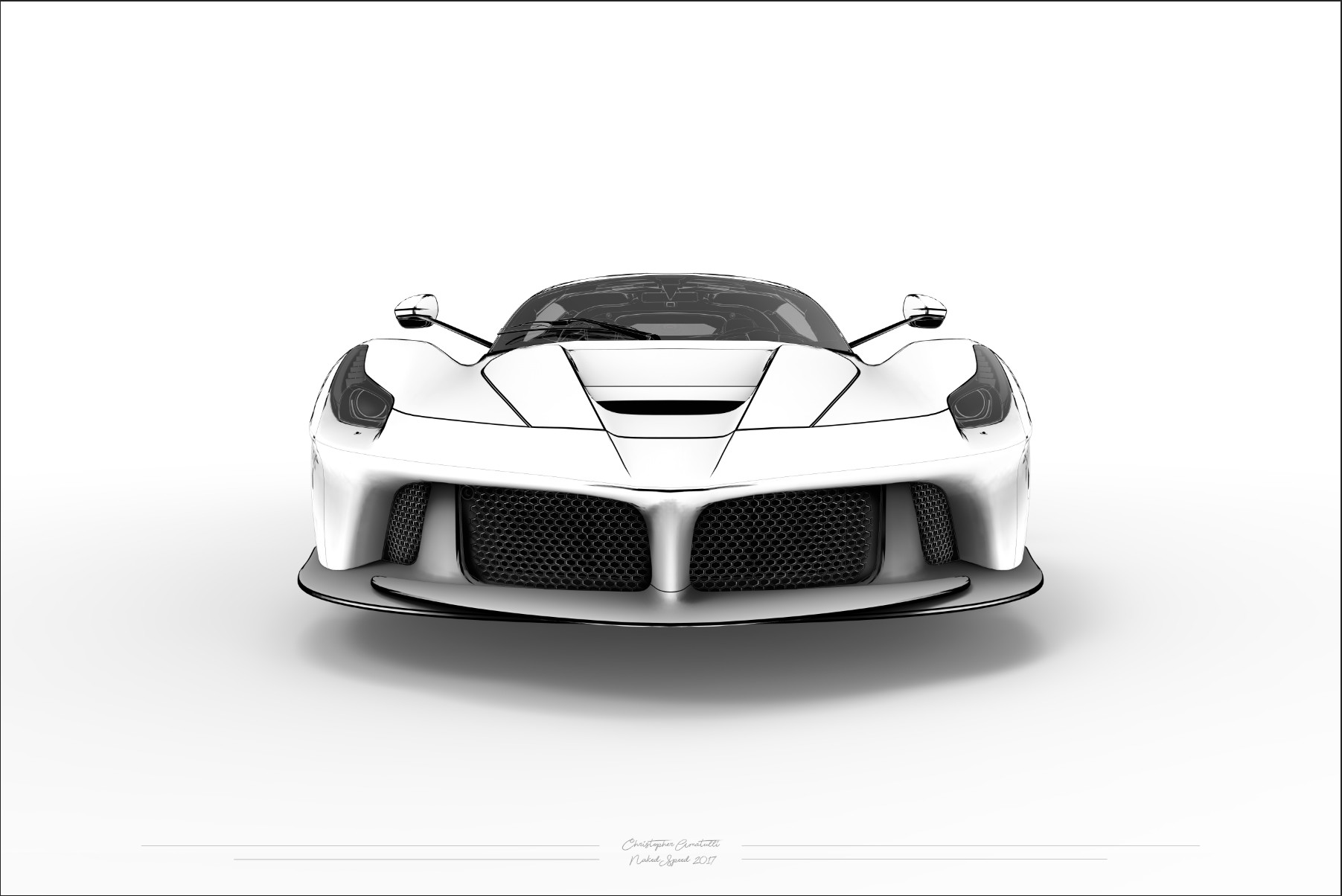 Chris amatulli laferrari