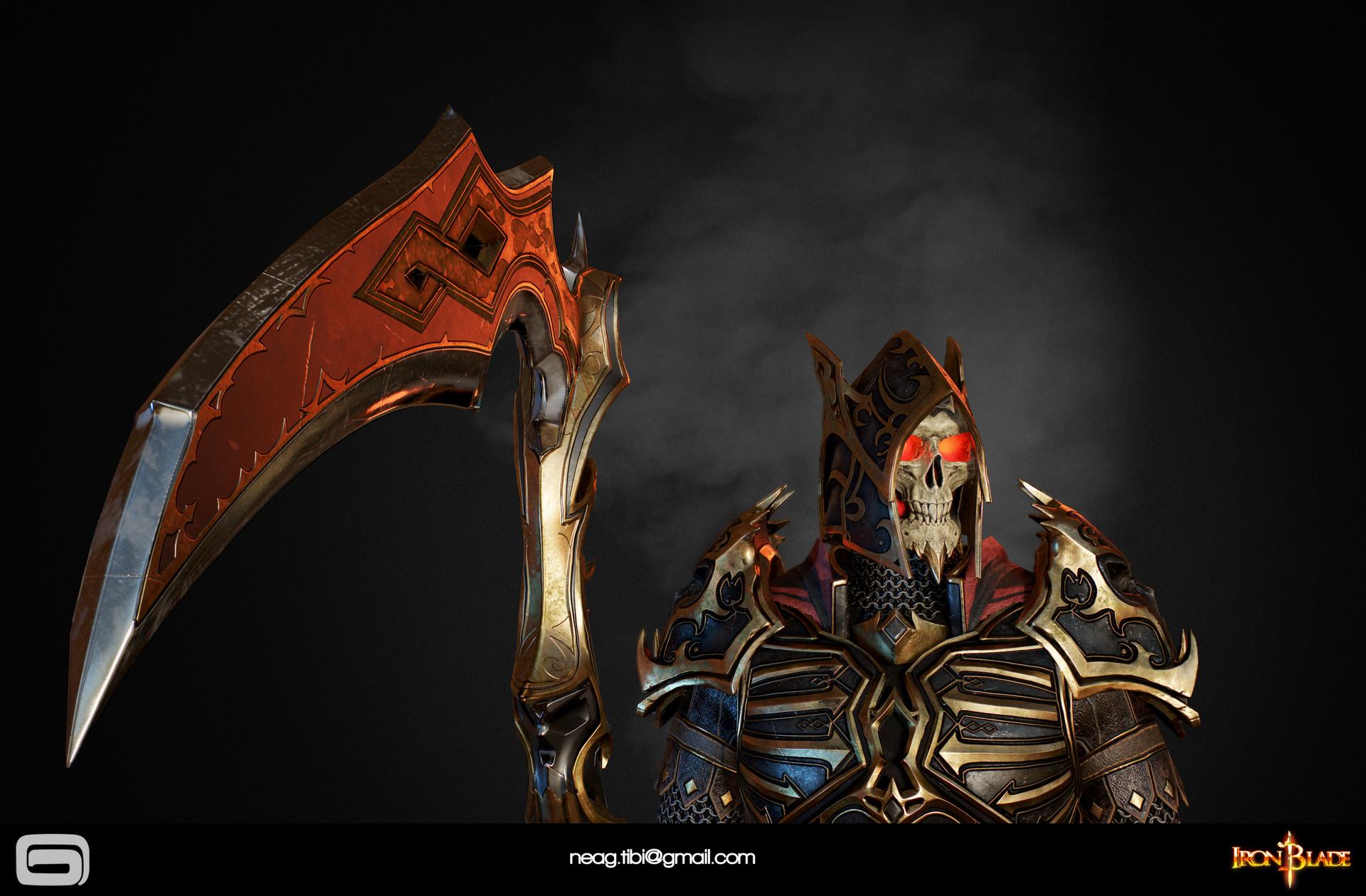 Tibi neag tibi neag death reaper low 12