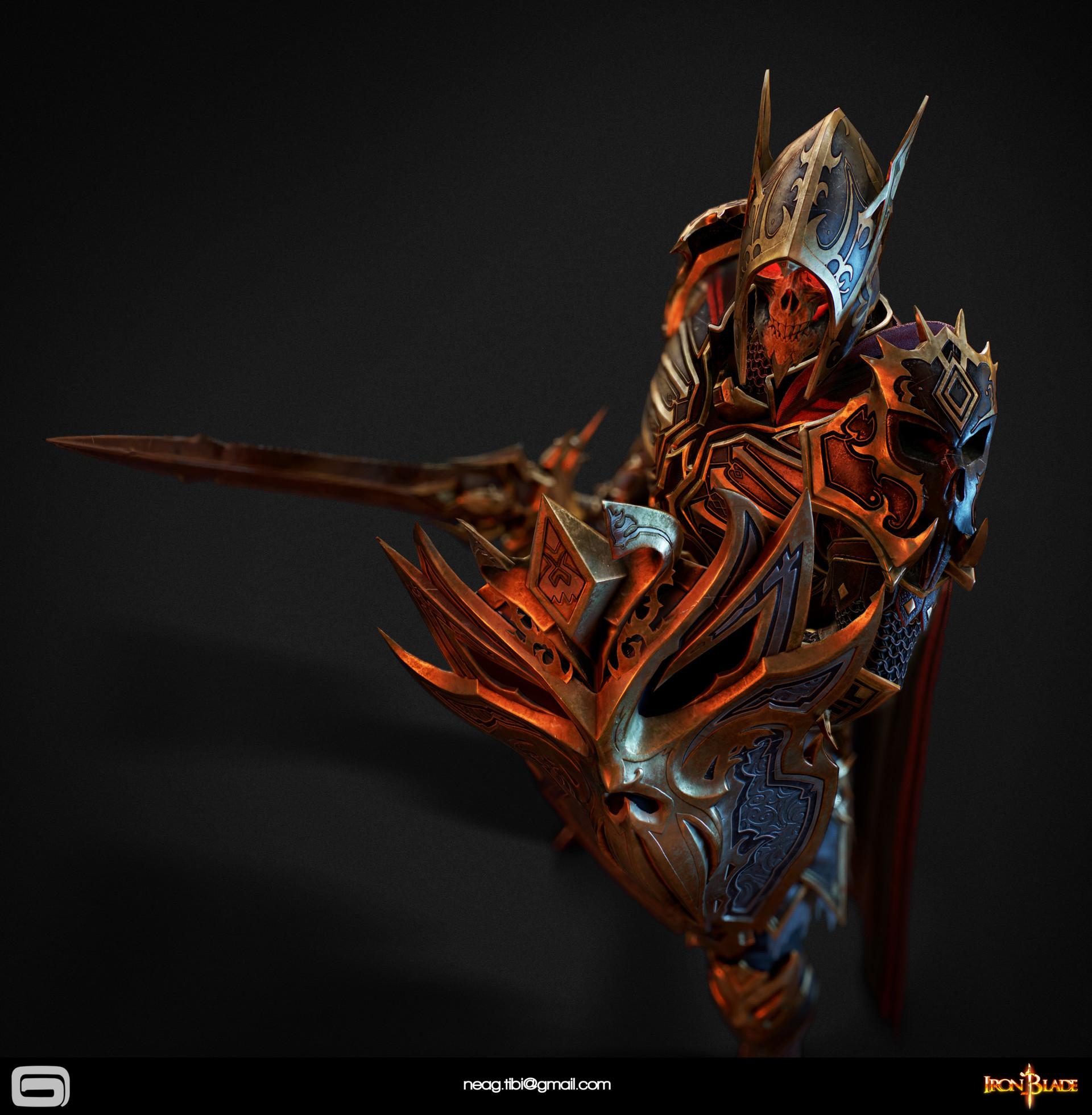 Tibi neag tibi neag death reaper low 26