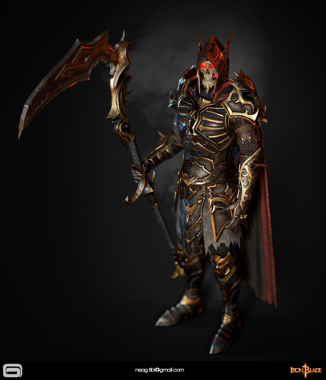 Tibi neag tibi neag death reaper low 13
