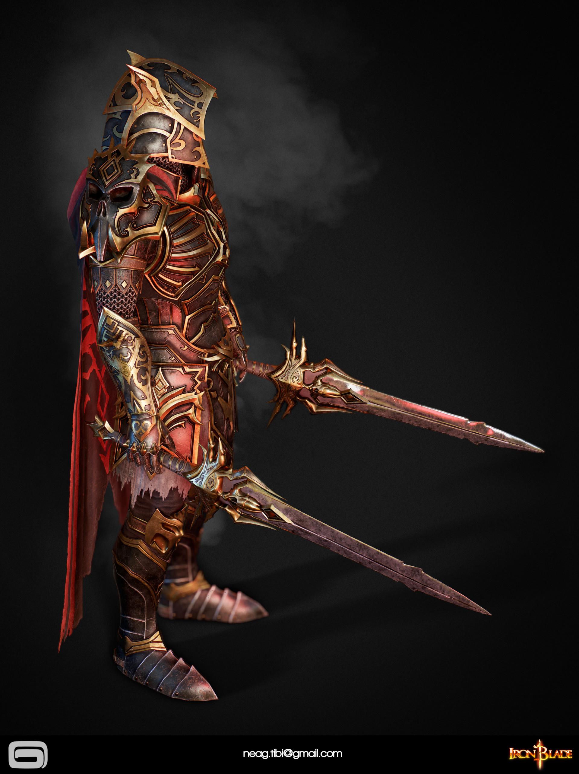 Tibi neag tibi neag death reaper low 16