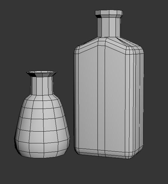 Jordan cameron house jars