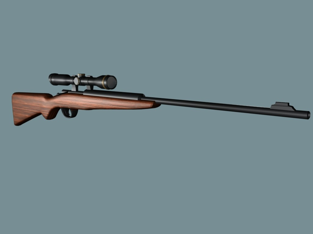 Jordan cameron rifle beauty