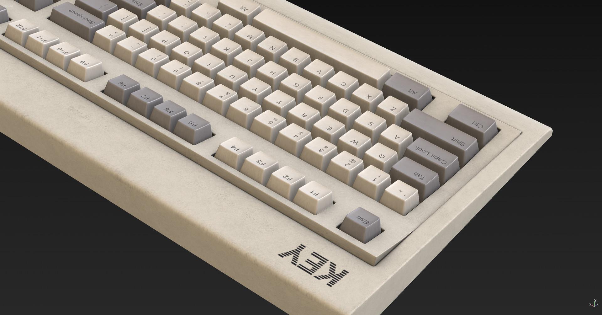 Matt young keyboard02