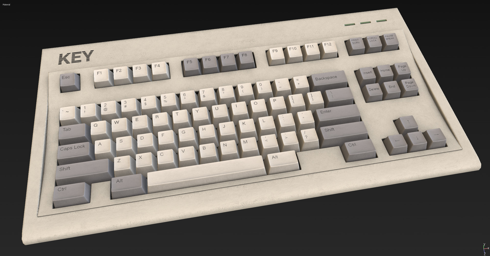 Matt young keyboard01