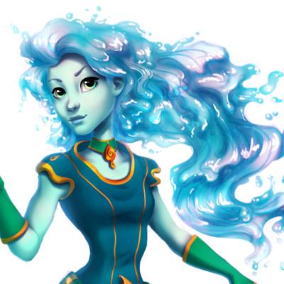 Ashley feemster powergirl final