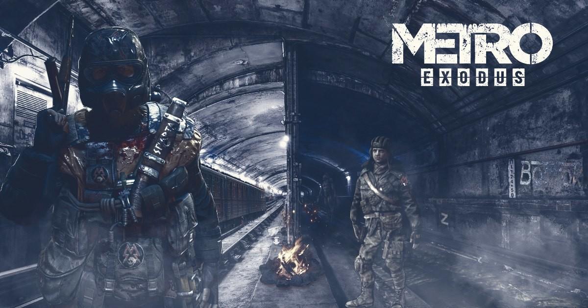Два постапокалипсиса в один день: Metro & Far Cry