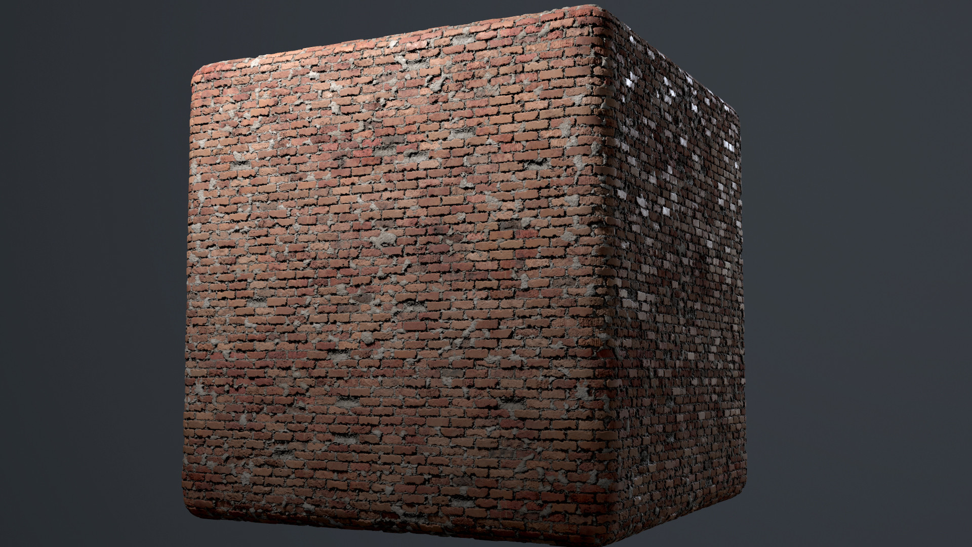 Kurt kupser red brick damaged 1