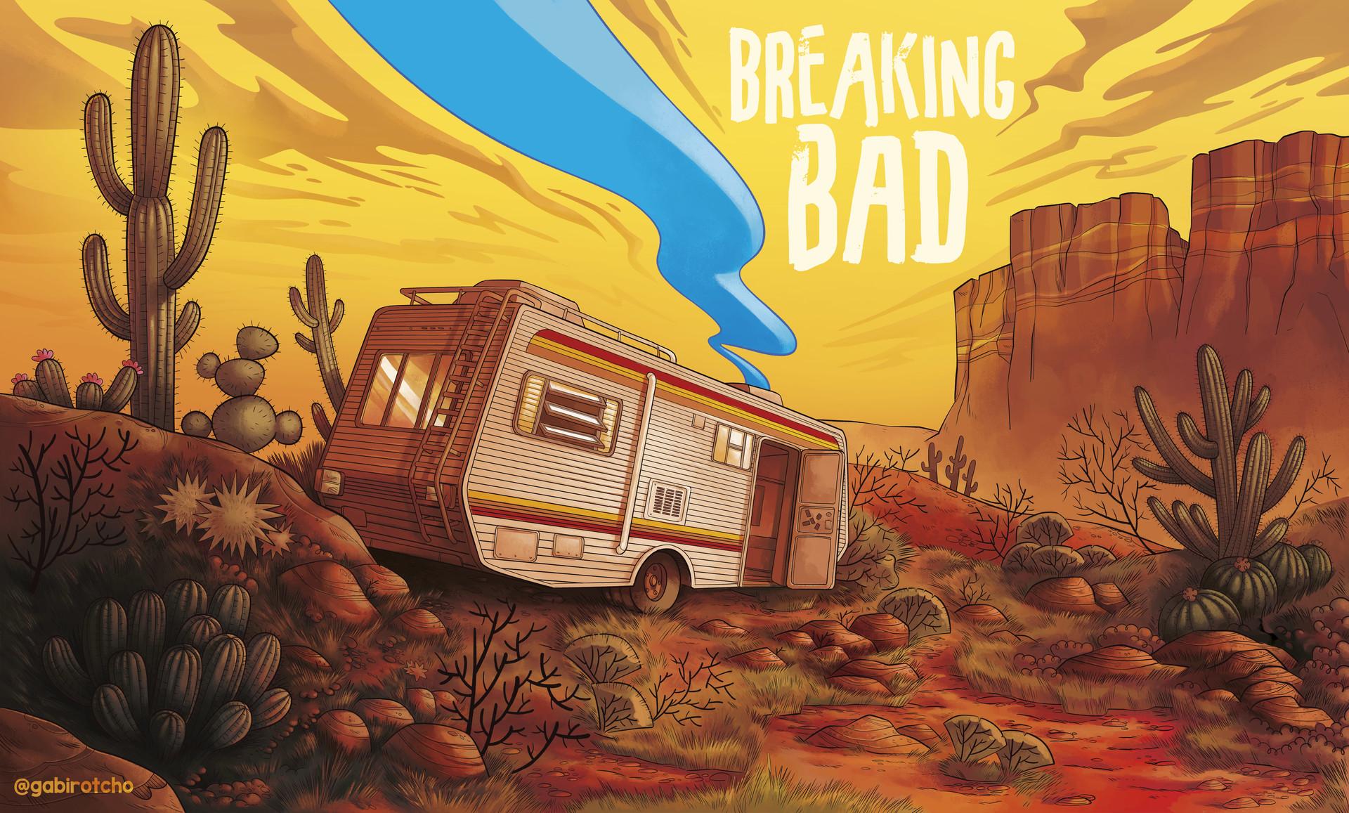 Gabirotcho breaking bx
