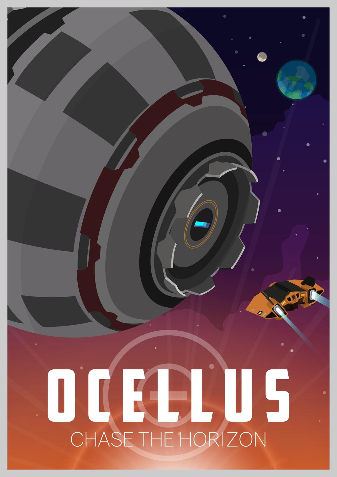 Elite Dangerous - Ocellus Starport