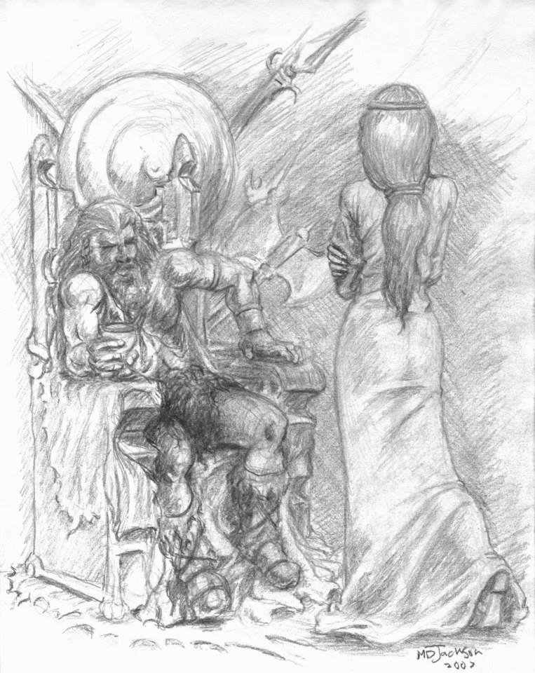Md jackson unused illustration