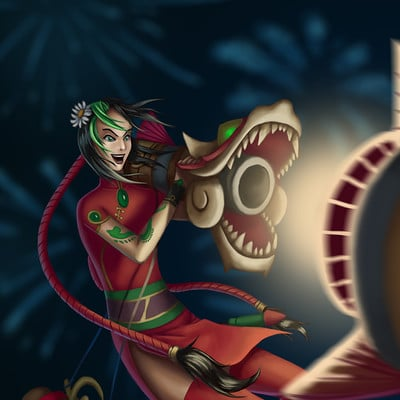 Angeleen tan firecracker jinx