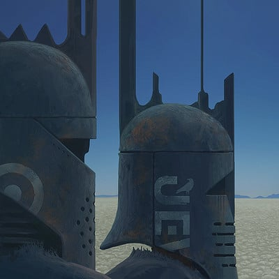 Alexey egorov desert guards