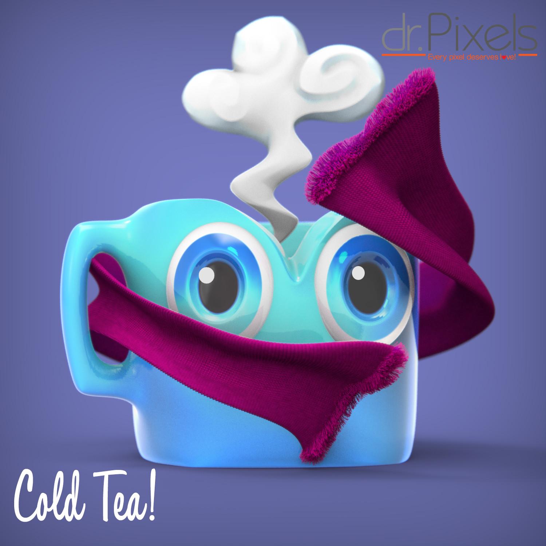 Rafael a pena maduro cold tea