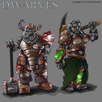 Andrew mcclain hanold andrew mcclain hanold dwarves