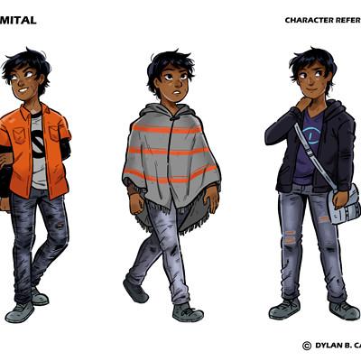 Dylan b caleho finch character sheet