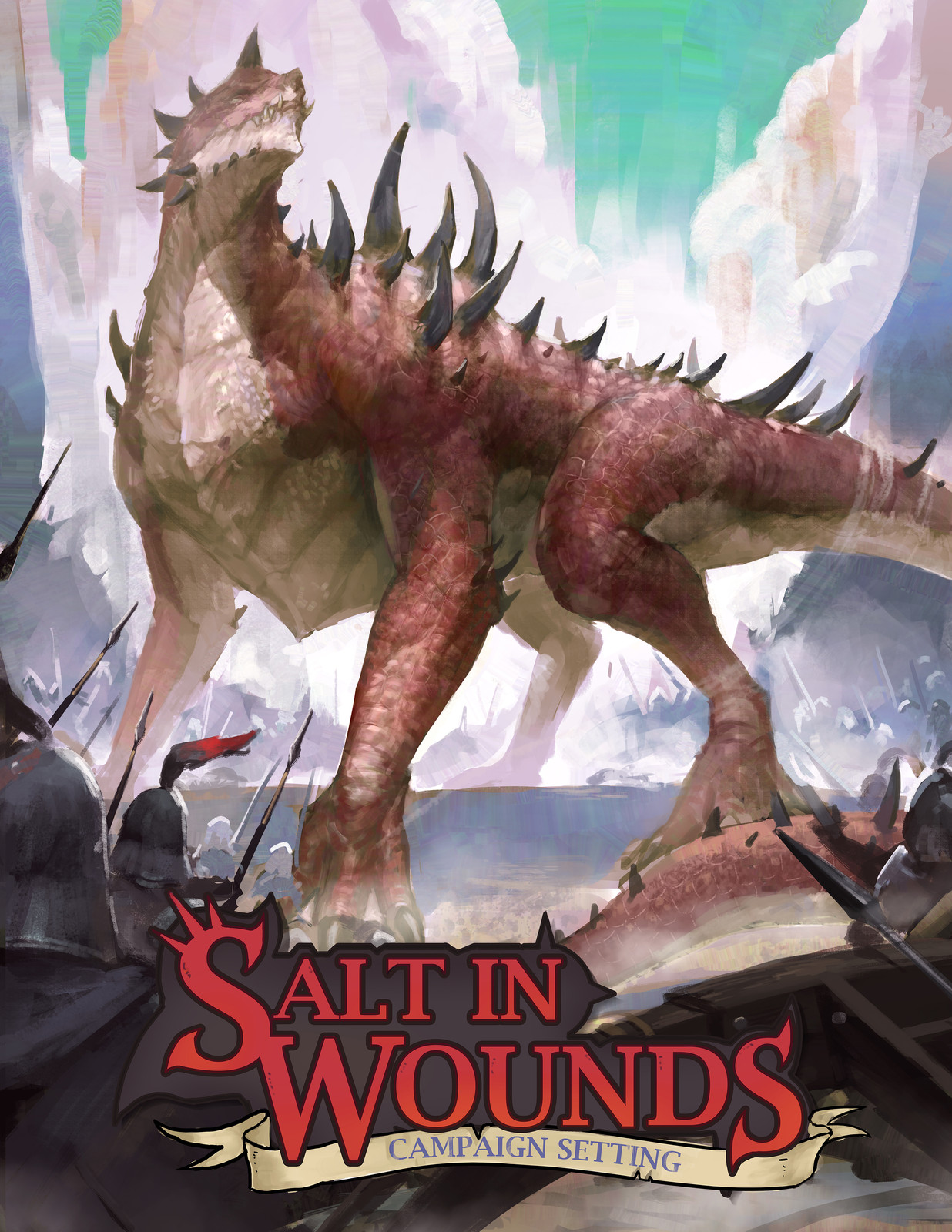 Salt in Wounds - Tabletop Setting