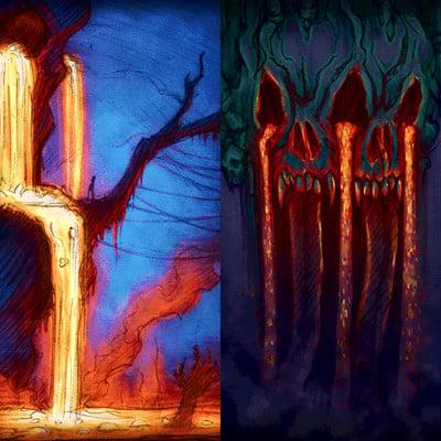 Inferno - Environment