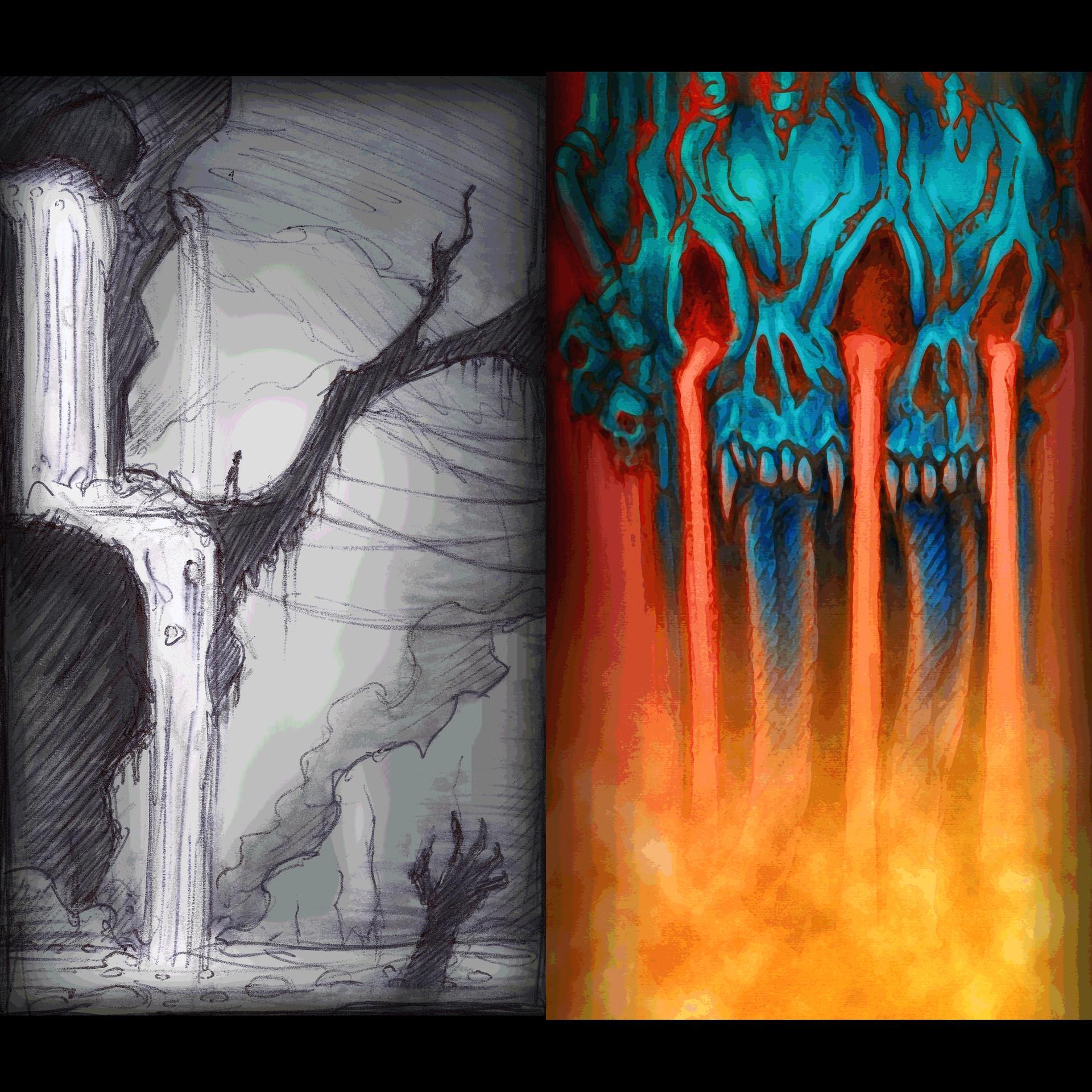 E lynx lin inferno lavafalls00