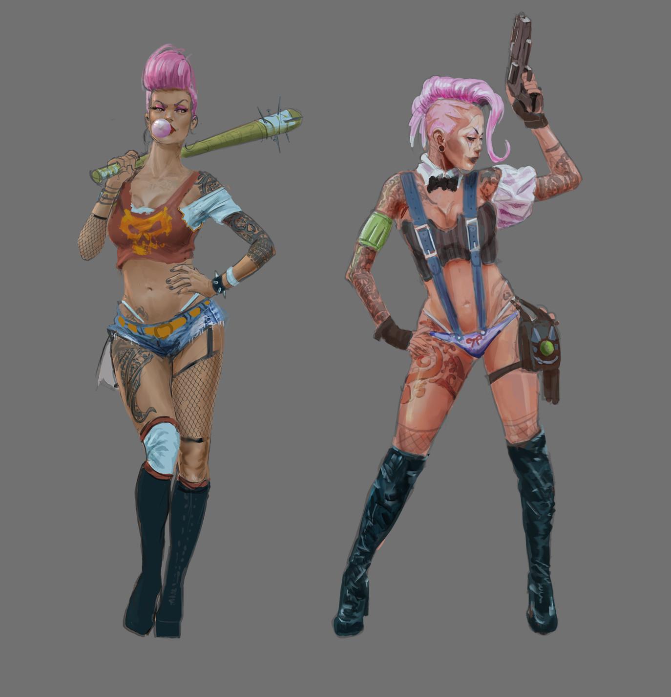 quick color concepts!